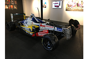 ROC Cases F3 Car at Silverstone Experience