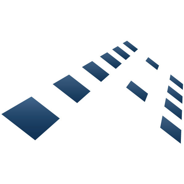 Ribbed Rubber Mat Flooring - supplied by the metre (1 metre wide)